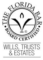 Nancy Gibbs has The Florida Bar Board Certified in Wills, Estates & Trusts