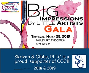 Big Impressions by Little Artists Gala Charity